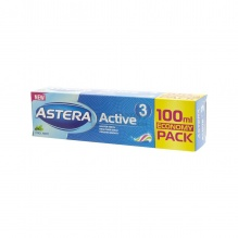 ASTERA ПАСТА ЗА ЗЪБИ ACTIVE 3 100МЛ