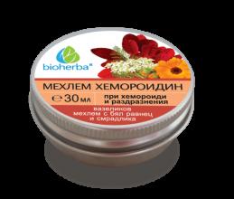 BIOHERBA МЕХЛЕМ ХЕМОРОИДИН 30МЛ