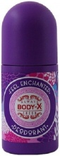 BODY-X РОЛ-ОН FEEL ENCHANTED ЗА ЖЕНИ 50МЛ