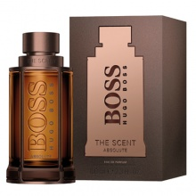 HUGO BOSS THE SCENT ABSOLUTE ПАРФЮМНА ВОДА ЗА МЪЖЕ 50МЛ