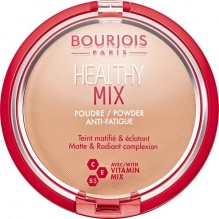 BOURJOIS ПУДРА ЗА ЛИЦЕ HEALTHY MIX POWDER 11ГР 03 DARK BEIGE