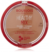BOURJOIS ПУДРА ЗА ЛИЦЕ HEALTHY MIX POWDER 11ГР 04 LIGHT BRONZE