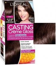 L'oreal Casting Creme Gloss боя за коса, Вариант: 500 светло кестеняво