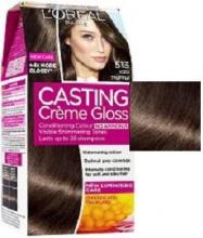 L'oreal Casting Creme Gloss боя за коса, Вариант: 513 леден трюфел