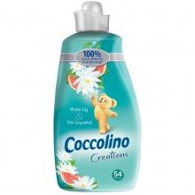 COCCOLINO ОМЕКОТИТЕЛ ЗА ДРЕХИ CREATIONS WATER LILY & PINK GRAPEFRUIT 1.9Л