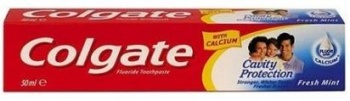 COLGATE ПАСТА ЗА ЗЪБИ CAVITY PROTECTION 50МЛ