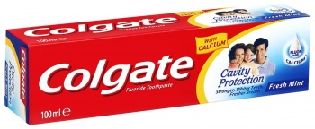 COLGATE ПАСТА ЗА ЗЪБИ CAVITY PROTECTION 100МЛ