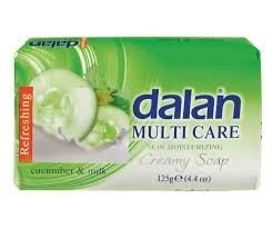 Dalan Multi Care Cucumber & Milk сапун