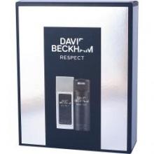 DAVID BECKHAM RESPECT КОМПЛЕКТ НАТУРАЛЕН СПРЕЙ 75МЛ + ДЕЗОДОРАНТ 150МЛ ЗА МЪЖЕ