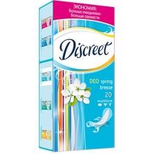 Discreet Deo Spring Breeze дамски ежедневни превръзки