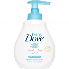 DOVE BABY  ДУШ ГЕЛ HEAD TO TOE 200МЛ.