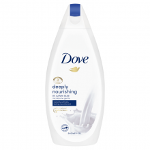 DOVE ДУШ КРЕМ DEEPLY NOURISHING 500МЛ