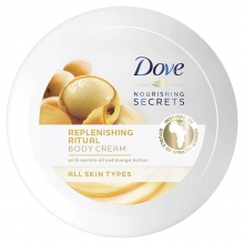 DOVE КРЕМ ЗА ТЯЛО REPLENISHING RITUAL 250МЛ