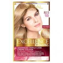 L'OREAL EXCELLENCE БОЯ ЗА КОСА 8.13