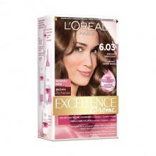 L'OREAL EXCELLENCE БОЯ ЗА КОСА 6.03