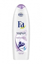 FA ДУШ ГЕЛ BLUEBERRY YOGHURT ЗА ЖЕНИ 250МЛ