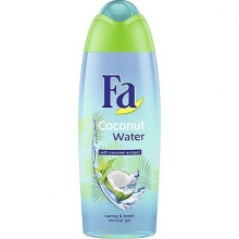 FA ДУШ ГЕЛ COCONUT WATER ЗА ЖЕНИ 250МЛ