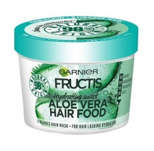 GARNIER МАСКА ЗА КОСА FRUCTIS ALOE VERA HAIR FOOD ЗА ЖЕНИ 390МЛ