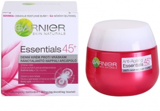 GARNIER ДНЕВЕН КРЕМ ЗА ЛИЦЕ 45+ ANTI-AGEING ESSENTIANLS LIFT EXPERT 50МЛ