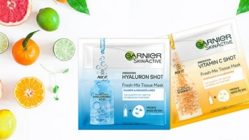 GARNIER МАСКА ЗА ЛИЦЕ FRESH-MIX TISSUE MASK 33ГР