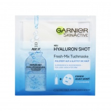 GARNIER МАСКА ЗА ЛИЦЕ FRESH-MIX HYALURON SHOT 33ГР