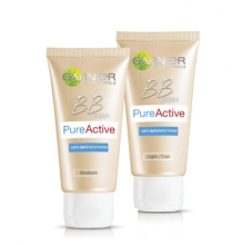 GARNIER КРЕМ PURE ACTIVE BB CREAM 50МЛ