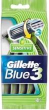 Gillette Blue 3 Sensitive самобръсначка