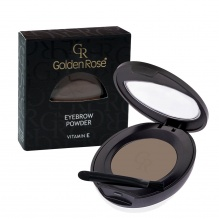GOLDEN ROSE СЕНКИ ЗА ВЕЖДИ EYEBROW POWDER 2.5ГР