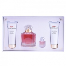 GUERLAIN MON GUERLAIN КОМПЛЕКТ EDP 100+B.LOTION 75+SH.GEL 75+EDP 5 ЗА ЖЕНИ