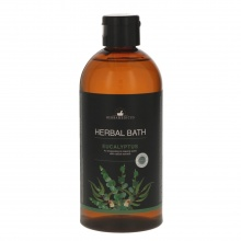 HERBAMEDICUS ДУШ ГЕЛ HERBAL BATH EUCALYPTUS 500МЛ