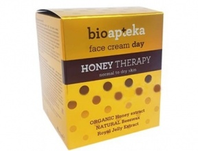 BIO APTEKA HONEY THERAPY КРЕМ ДНЕВЕН С МЕД 40МЛ