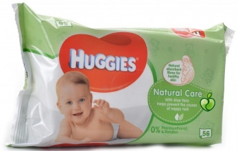 Huggies мокри кърпи