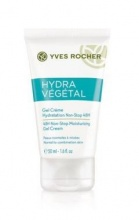 YVES ROCHER КРЕМ-ГЕЛ ЗА ЛИЦЕ HYDRA VEGETAL 48 HOURS MOISTURIZING CREAM GEL 50МЛ
