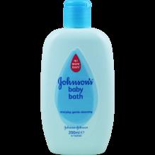 Johnson's Baby Bath пяна за вана