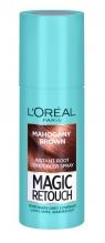 L`ORéAL Magic Retouch спрей оцветител за бели коси, Вариант: mahogany brown