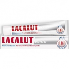 LACALUT ПАСТА ЗА ЗЪБИ WHITE 75МЛ