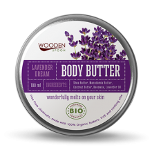 Wooden Spoon Levender Dream Body Butter крем за тяло