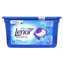 LENOR КАПСУЛИ ALL IN 1 БЯЛО 35БР
