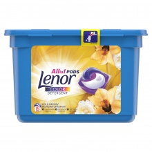 LENOR КАПСУЛИ ALL IN 1 PODS COLOR 15БР