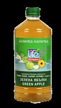 LIFE STREAM НАПИТКА БИЛКОВА ЗЕЛЕНА ЯБЪЛКА 500МЛ