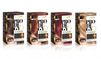 L`Oréal Prodigy безамонячна трайна боя за коса