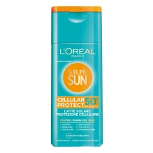 L'OREAL СЛЪНЦЕЗАЩИТНО МЛЯКО SUBLIME CELLULAR  PROTECT SPF50+ 200МЛ
