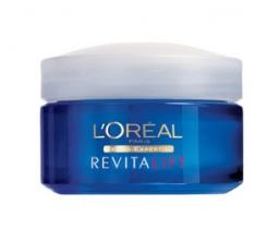 L`ORéAL Revitalift нощен крем за лице
