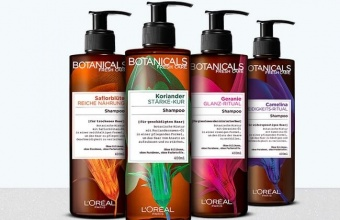 L'OREAL ШАМПОАН BOTANICALS FRESH CARE 400МЛ