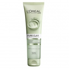 L'OREAL ИЗМИВЕН ГЕЛ ЗА ЛИЦЕ PURE CLAY CLEANSER PURITY WASH 150МЛ