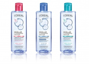 L'OREAL МИЦЕЛАРНА ВОДА SKIN EXPERT MICELLAR CLEANSING WATER 400МЛ