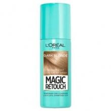 L`ORéAL Magic Retouch спрей оцветител за бели коси, Вариант: dark blonde