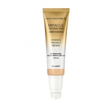 MAX FACTOR ФОН ДЬО ТЕН MIRACLE SECOND SKIN HYBRID FOUNDATION 003