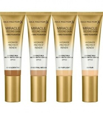 MAX FACTOR ФОН ДЬО ТЕН MIRACLE SECOND SKIN HYBRID FOUNDATION
