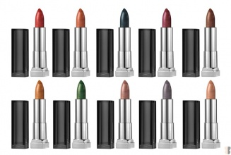 MAYBELLINE ЧЕРВИЛО COLOR SENSATIONAL MATTE METALLICS COUNTDOWN